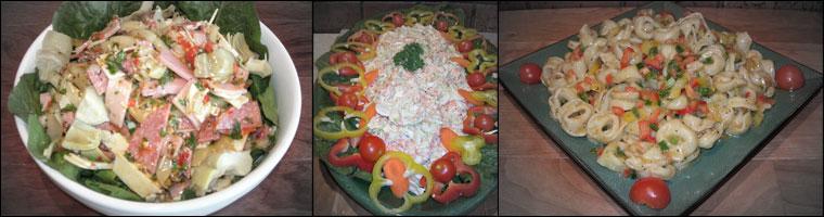 Sides/salads photos